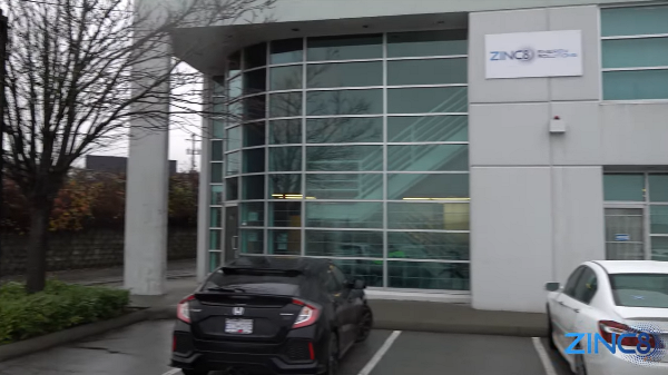 Zinc8 Headquarters Video Tour...