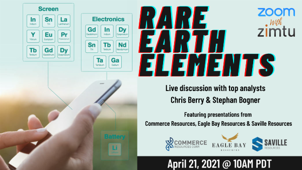 Rare Earth Elements (ft. Stephan Bogner & Chris ...