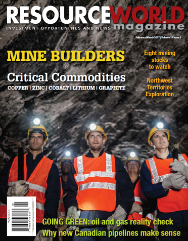 Canadian Zeolite featured in Resource World Maga...