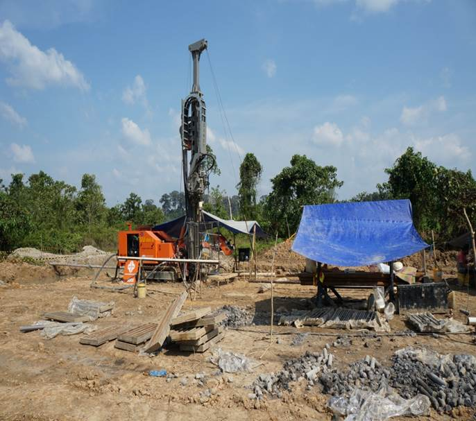 Equitas starts drilling to prove up more gold fo...