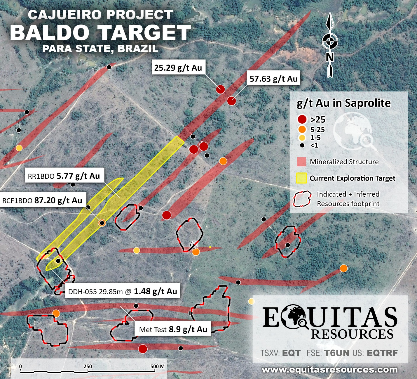 Drilling begins as Equitas Resources works to ex...