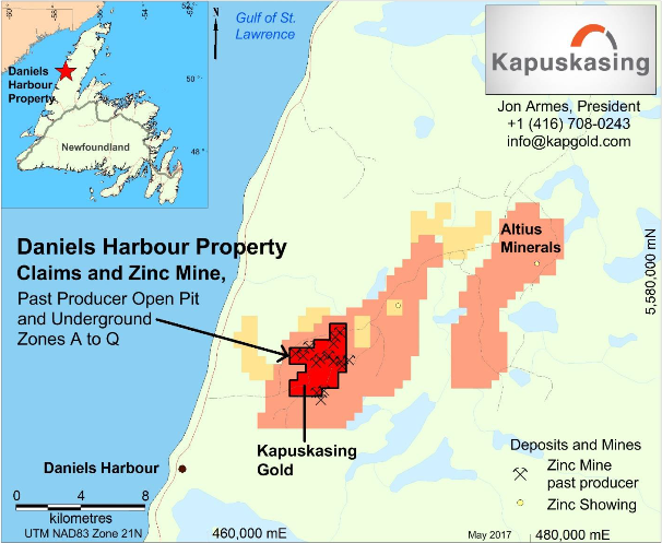 What a Scoop! Kapuskasing to Acquire Past Produc...