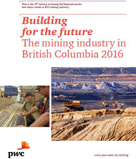 PwC numbers support BC mining's resurgent ...