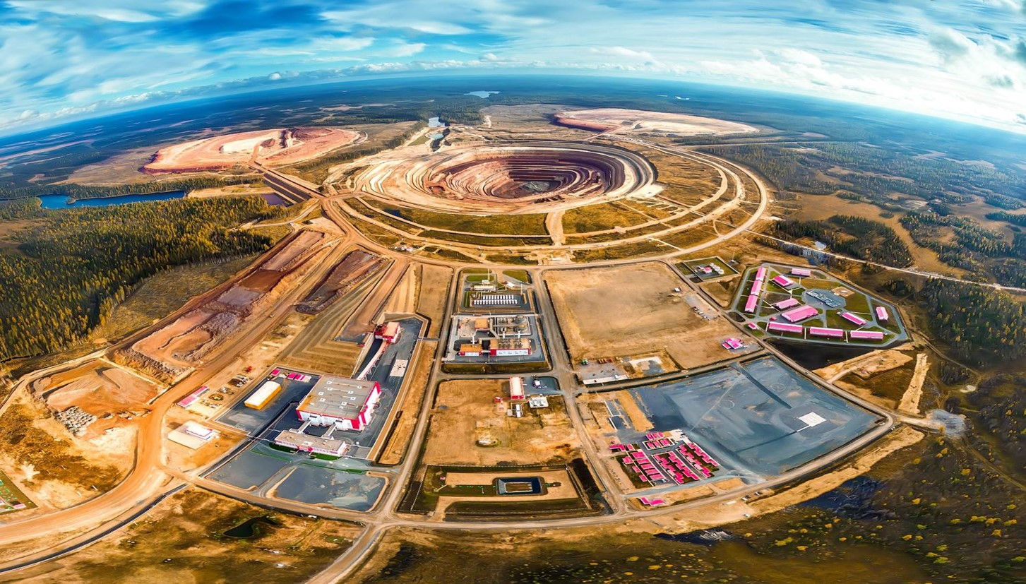 Another Grib Diamond Mine in Finland?...