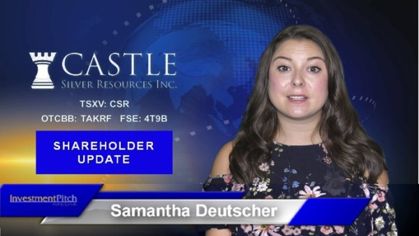 Castle Silver Resources Shareholder Update...