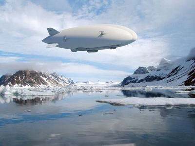 Airships to the Arctic?...