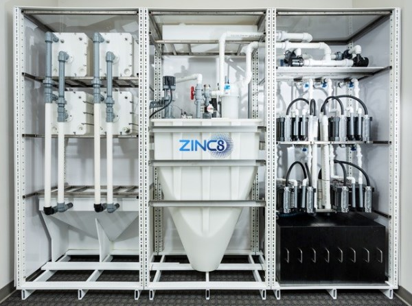Zinc-air firm Zinc8 takes three positive steps i...