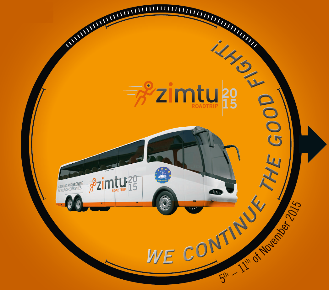 Zimtu Roadtrip 2015...