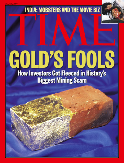 Revisiting the Biggest Gold Swindle in History...